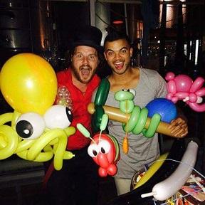Thursdays 6pm – Balloon Man Is Back!