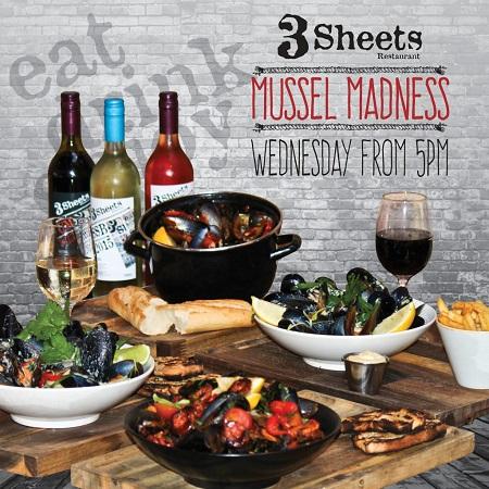 Wednesdays – Mussel Madness