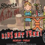 Kids Eat Free X