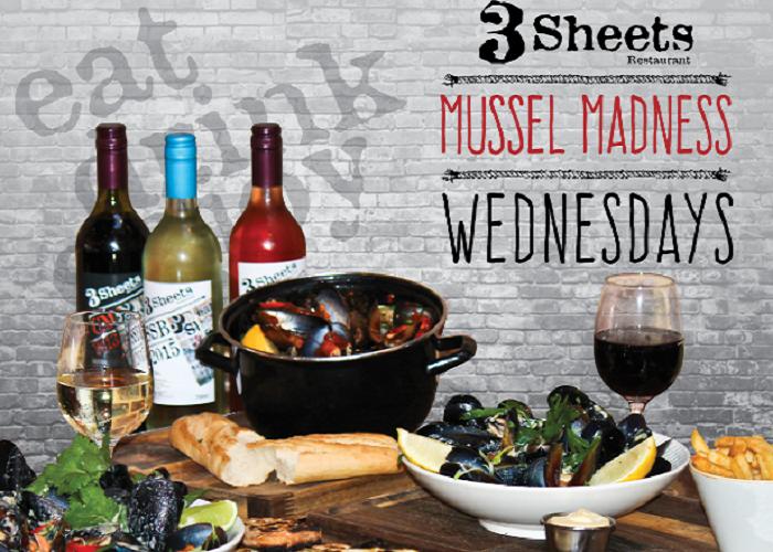 Mussel Wednesdays